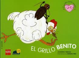 El grillo Benito