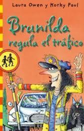 Brunilda regula el tráfico