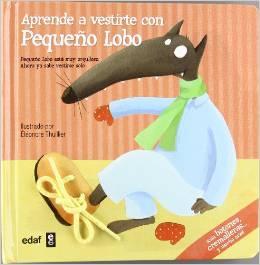 Aprende a vestirte con Pequeño Lobo