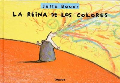 La reina de los colores