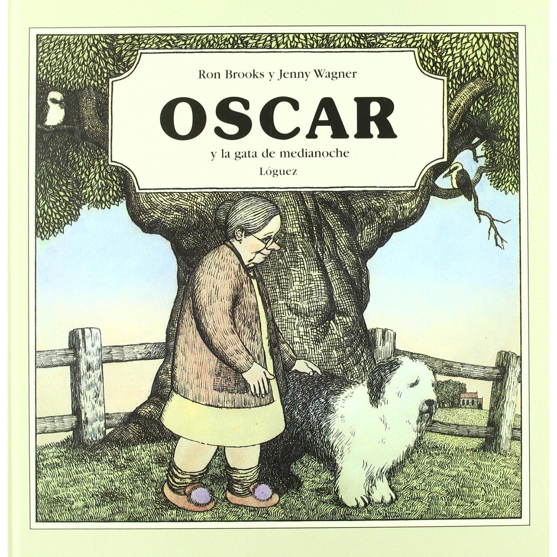 Oscar y la gata de medianoche