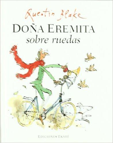 Doña Emérita sobre ruedas