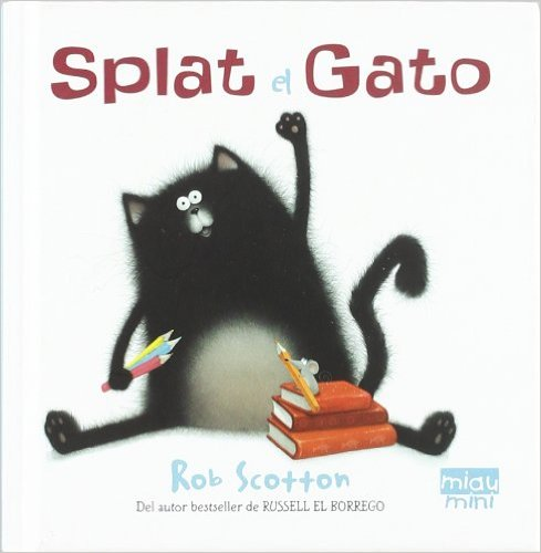 Splat el Gato (mini)