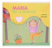 María no se olvidará