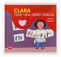 Clara tiene una gran familia